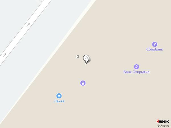 Джем на карте Сыктывкара