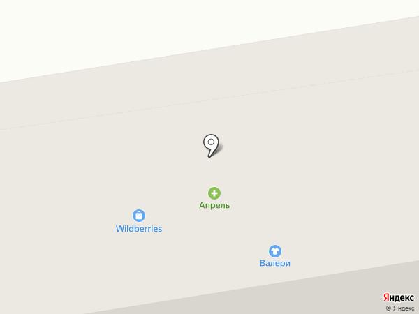 Матӧ на карте Сыктывкара