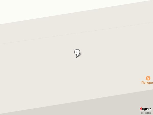 ABC на карте Сыктывкара