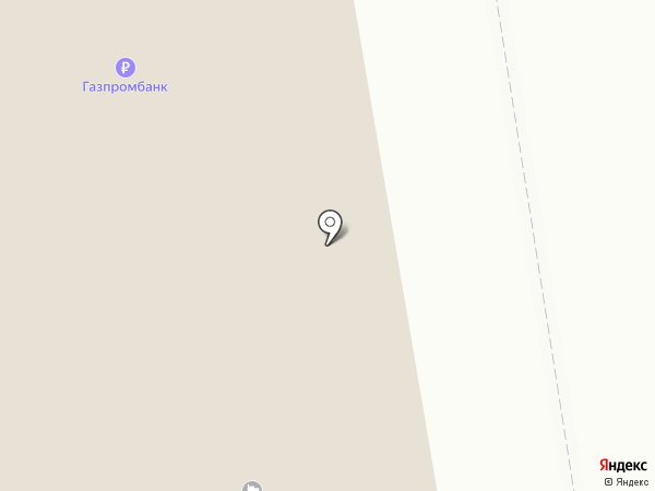 Банкомат, Газпромбанк на карте Сыктывкара