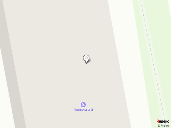 ЭКОНОМ и Я на карте Сыктывкара