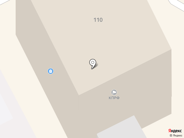 Медиа-центр на карте Сыктывкара