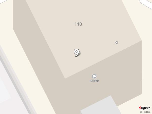 БНК на карте Сыктывкара