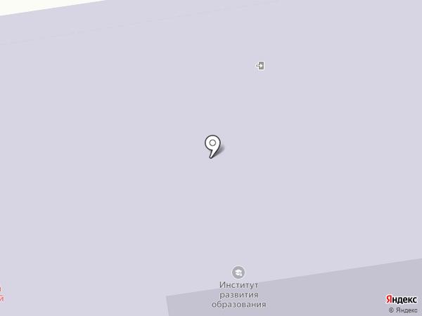 Коми республиканский институт развития образования на карте Сыктывкара