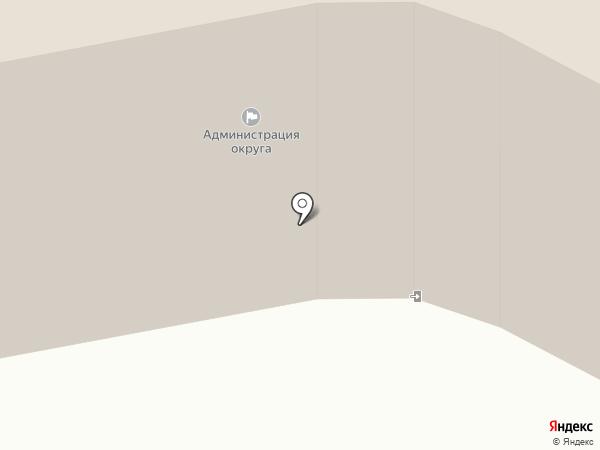 Городской информационно-коммуникационный центр, МБУ на карте Сыктывкара