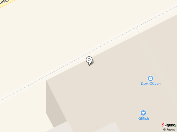 KILLFISH на карте Сыктывкара