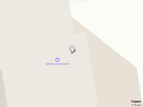 Центр занятости населения г. Сыктывкара на карте Сыктывкара