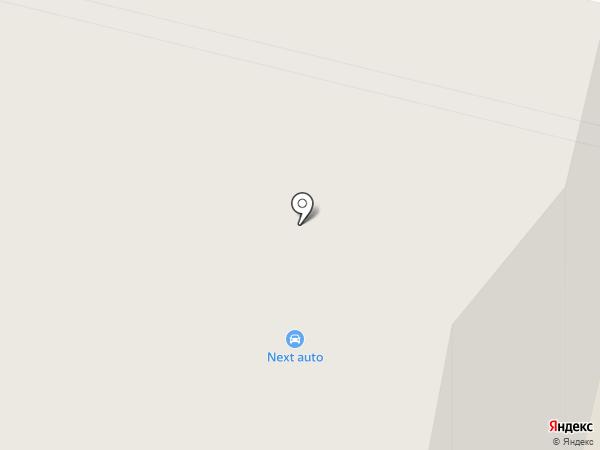Next Auto на карте Сыктывкара