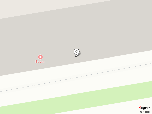 ВРЕМЯ на карте Сыктывкара
