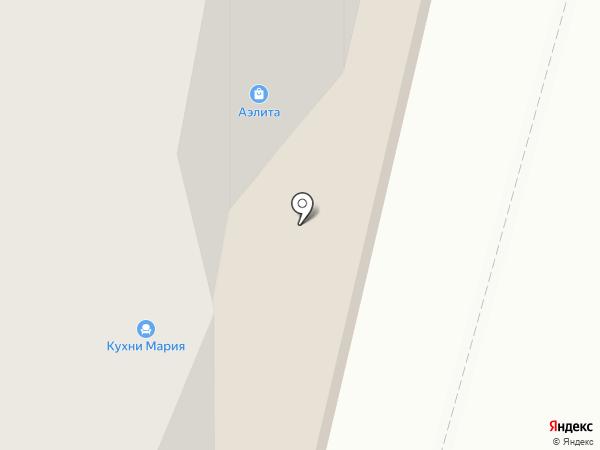 Магазин плитки на карте Сыктывкара
