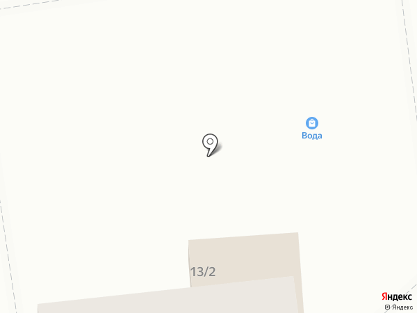 Артезианский источник-С на карте Сыктывкара