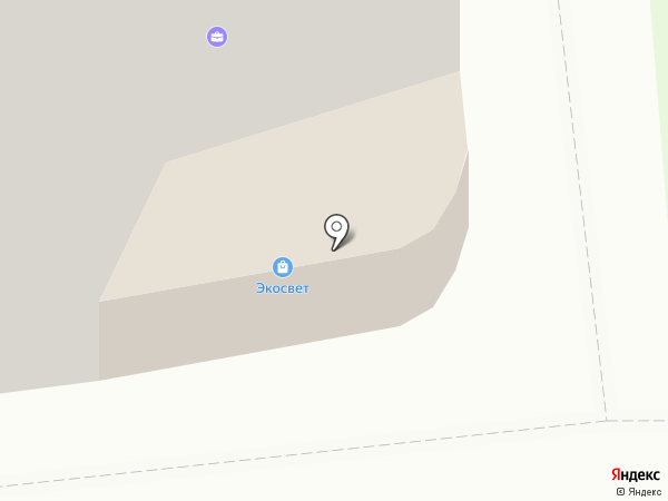 Экосвет на карте Сыктывкара