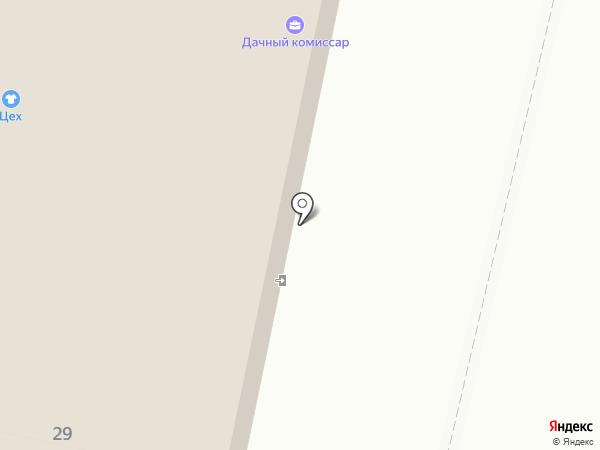 Автомагазин на карте Сыктывкара