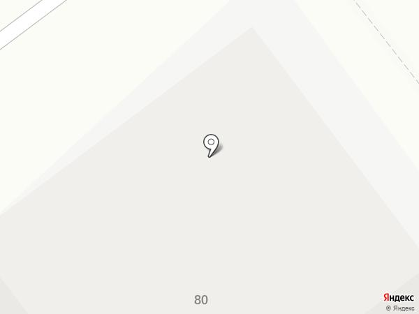 РИДЕР-ТРЭВЕЛ на карте Сыктывкара