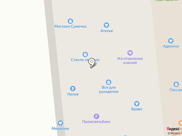 Мир шапок на карте Сыктывкара
