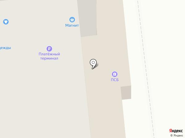 Промсвязьбанк, ПАО на карте Сыктывкара