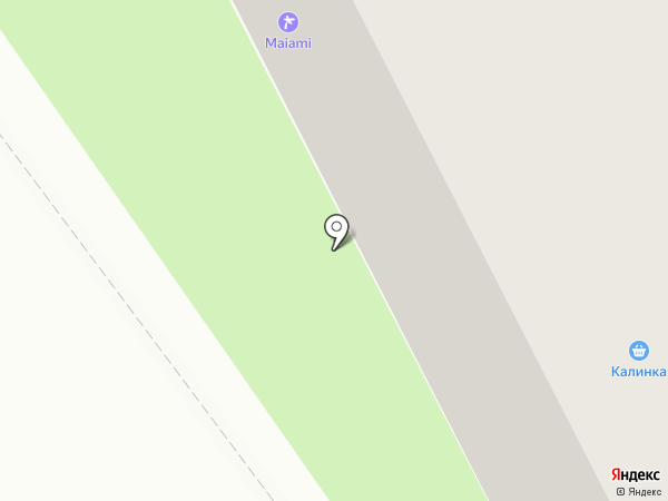 MAIAMI на карте Сыктывкара