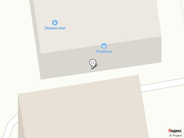 Стиль на карте Сыктывкара