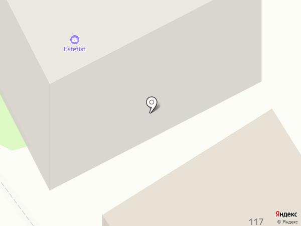Сели Поели на карте Сыктывкара