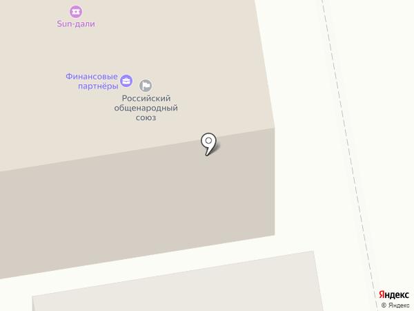 Кредо на карте Сыктывкара