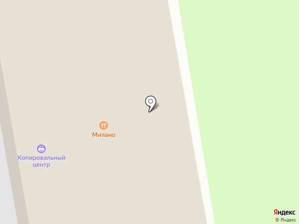 Ломбард Голд Инвест на карте Сыктывкара