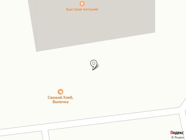 Теремок на карте Сыктывкара
