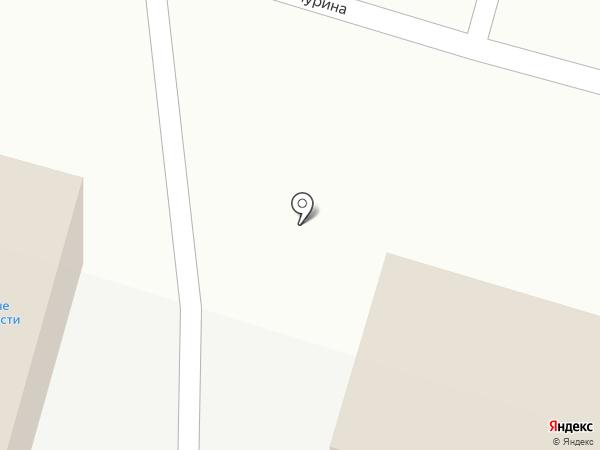 Точилка на карте Сыктывкара