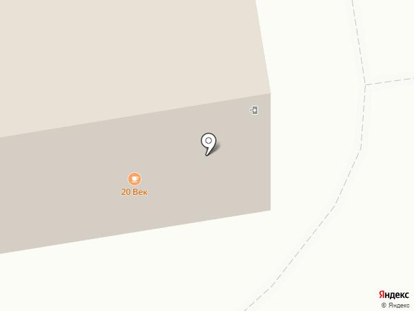 Smoke House club на карте Сыктывкара
