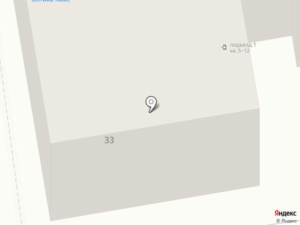 Бизнес партнер на карте Сыктывкара