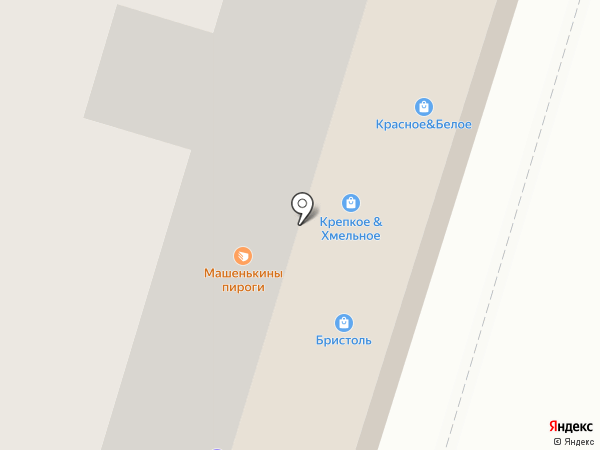 АВЕНЮ на карте Сыктывкара