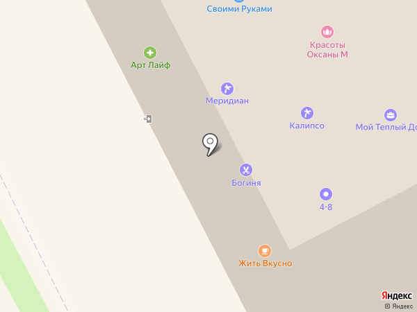Альтернатива на карте Сыктывкара