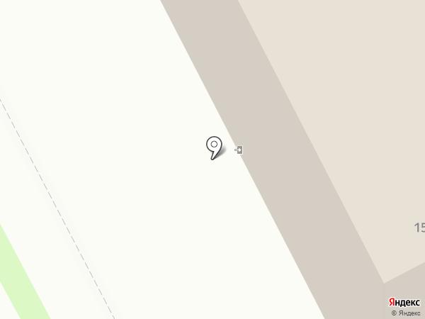 ЛМТС на карте Сыктывкара