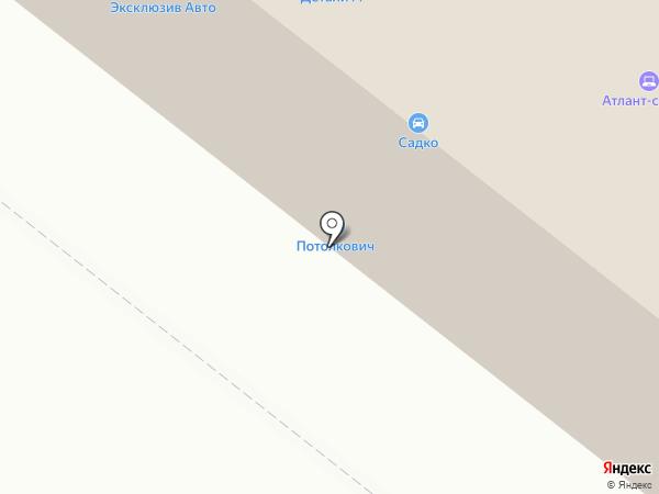 EMEX.RU на карте Сыктывкара