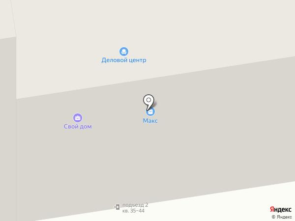 Свой дом на карте Сыктывкара