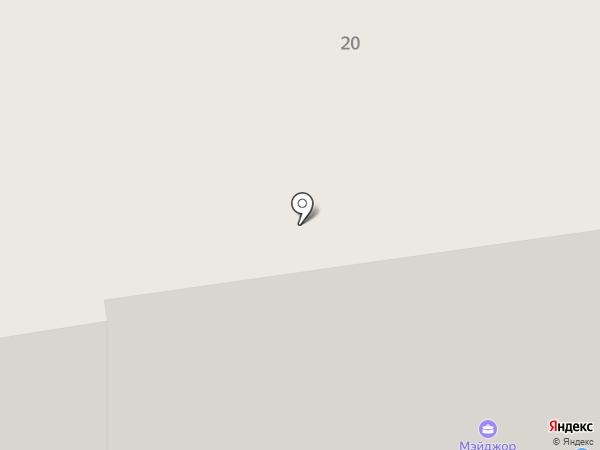Деловой Интернет на карте Сыктывкара