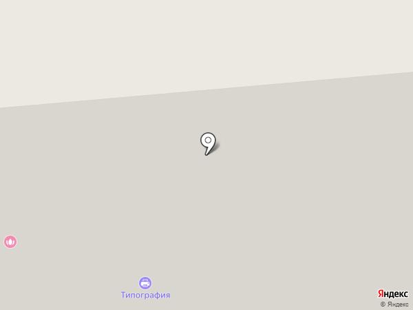 Переплетная мастерская на карте Сыктывкара