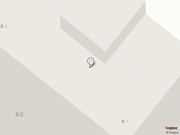 Тиман на карте Сыктывкара