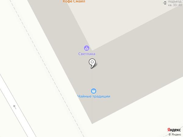 СПСР-ЭКСПРЕСС на карте Сыктывкара