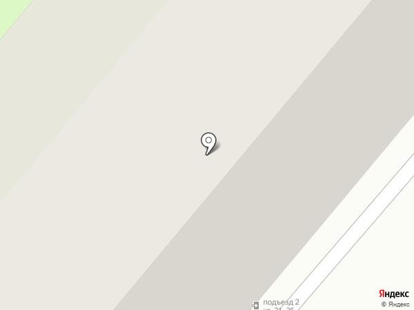 Муниципальный архив г. Сыктывкара, МБУ на карте Сыктывкара
