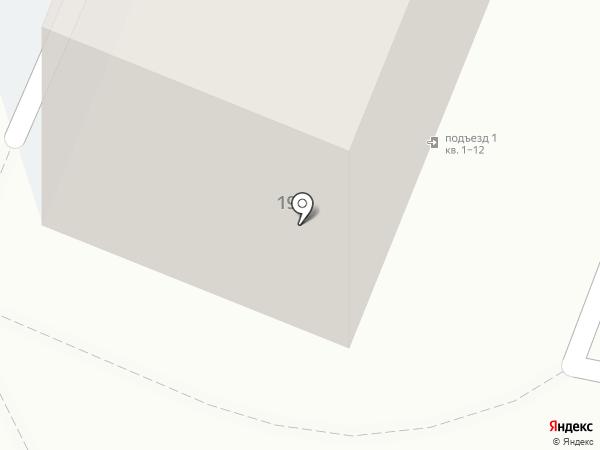 Оливия на карте Сыктывкара