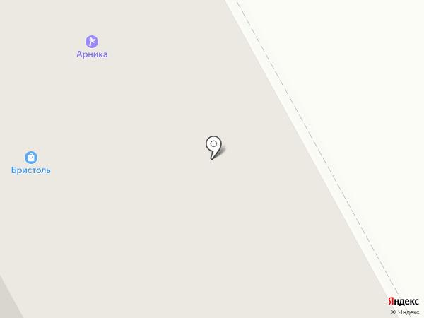 Магазин сувениров на карте Сыктывкара