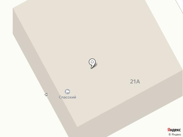 Спасский, КПК на карте Сыктывкара