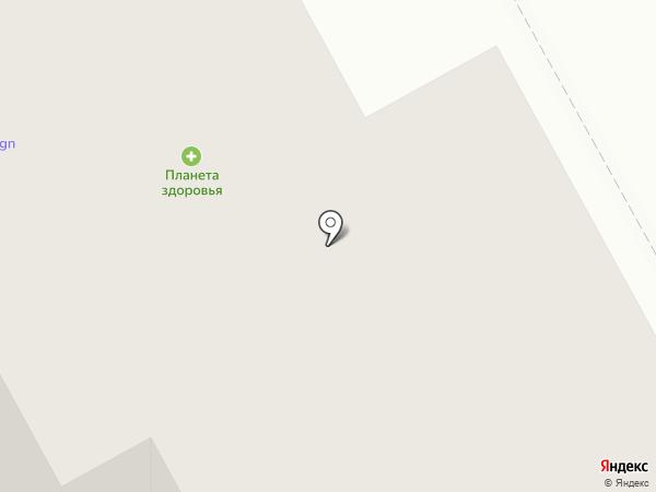 Аптека на карте Сыктывкара