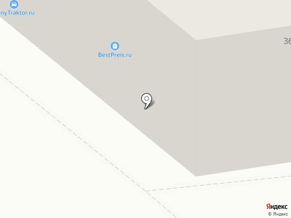 Центр отопления на карте Сыктывкара