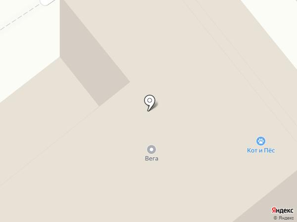 Наш бар на карте Сыктывкара