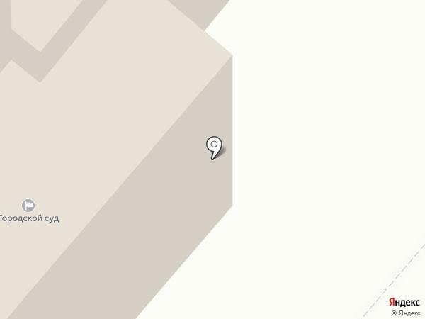 Сыктывкарский городской суд Республики Коми на карте Сыктывкара