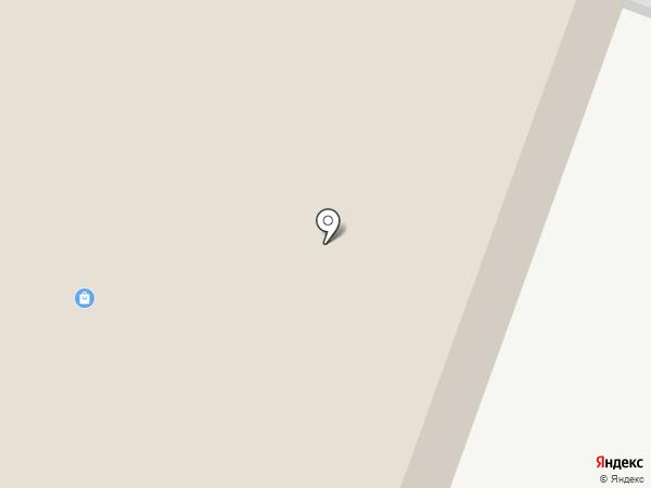 Алпроф на карте Сыктывкара