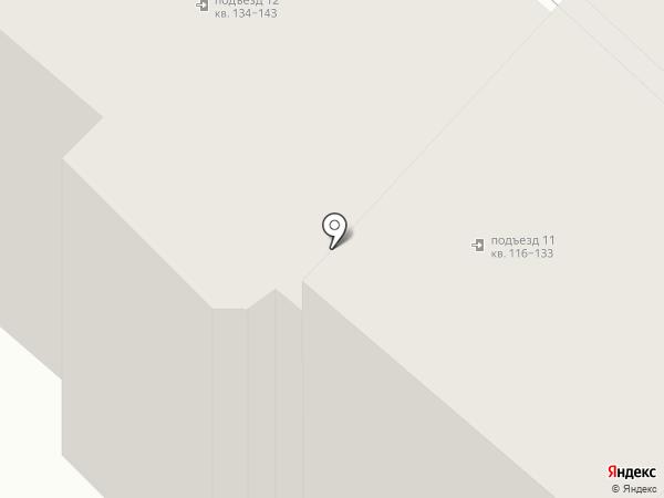 Добромед на карте Сыктывкара