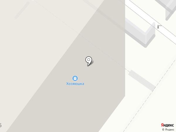 Хозяюшка на карте Сыктывкара