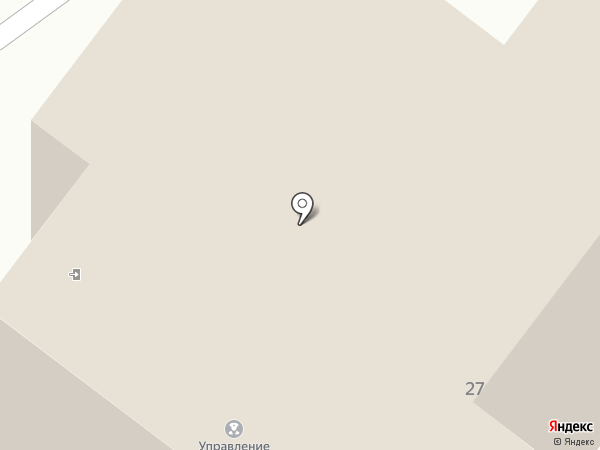 Центр фотовидеофиксации ГИБДД МВД по Республике Коми на карте Сыктывкара